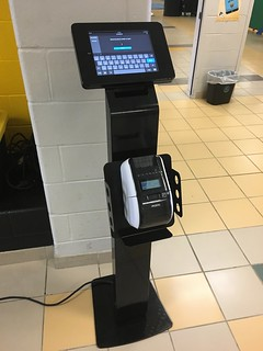 Kids Ministry Check-In Kiosk