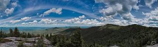 Jay Mountain view