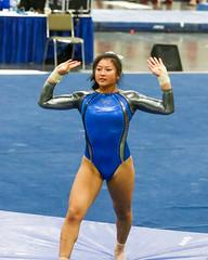 132A2410 (Knox Triathlon Dude) Tags: 2016 gym gymnastics women female woman sports leotard college university airforce usa tn ozone