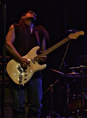 Los Lonely Boys (shamal1) Tags: livemusicisbest concert sellersvilletheater pennsylvania guitar bass blues buckscounty loud color