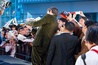 Solo: A Star Wars Story Japan Premiere Red Carpet: Alden Ehrenreich