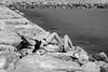 les sainte Marie de la mer (fyve) Tags: camargue pentax k1ii fyve pentaxart dfa2470 nb noir blanc noiretblanc bw black white blackandwhite monochrome woman femme glamour beauty portrait model