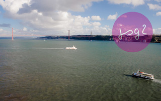 Río Tajo, Belém (Lisboa / Portugal)