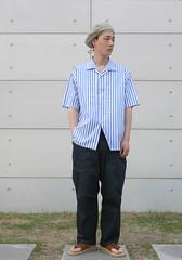 스카이 블루 1 (GVG STORE) Tags: swellmob coordination gvg gvgstore gvgshop menswear menscoordination