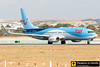 Boeing B737 TUI PH-TFC (Ana & Juan) Tags: airplane airplanes aircraft airport aviation aviones aviación boeing b737 737 tui takeoff departure alicante leal spotting spotters spotter alc planes canon closeup