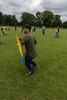 Historia Normannis Meadows June 2018-759 (Philip Gillespie) Tags: historia normannis central scotland sparring fighting shields swords axes spears park grass canon 5dsr men man women woman kids boys girls arms feet hands faces heads legs shins running outdoor tabards chain mail chainmail helmets hats glasses sun clouds sky teams solo dead act acting colour color blue green red yellow orange white black hair practice open tutorial defending attacking volunteer amateur kneeling fallen down jumping pretty athletic activity hit punch