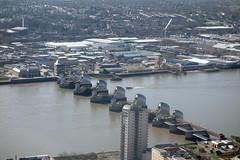 The Thames Barrier - London (Neil Pulling) Tags: thamesbarrierlondon london londondocklands uk england river riverthames thames floodcontrol