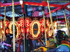 Carousel Lights (Zzzzt!Zzzzt!) Tags: boardwalk funland beach carousel