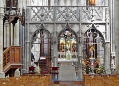 2018 24 mai ND Epine jubé (areims) Tags: église lepine jubé eglise