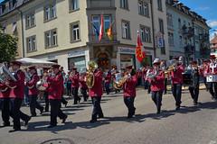 Kantonales Musikfest Laufenburg 2018