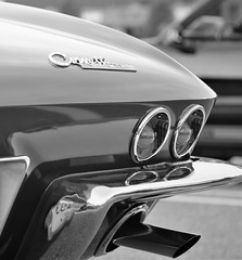 Sting Ray (j.ford50) Tags: czj50mmf18pancolar corvette
