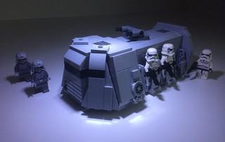 Imperial Troop Transport.