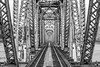 For the Highway Instead (Thomas Hawk) Tags: america oregon oregoncoast reedsport usa unitedstates unitedstatesofamerica bridge bw trainbridge us fav10 fav25 fav50 fav100