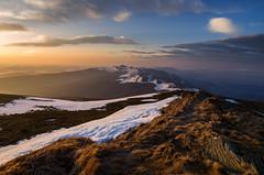 Bieszczady Mountains (Mirek Pruchnicki) Tags: bieszczady bieszczadzkiparknarodowy poranek wiosna rozsypaniec kińczyk świt połoniny