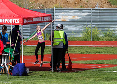 IMG_1259 (Yepcuiza) Tags: atletismo atletismotorrejón atlethics atletas móstoles madrid olímpicas actitud esfuerzo javalinthrow jabalina velocidad
