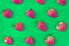 Macro of yummy strawberries on green background (rawpixel.com) Tags: background berry closeup colorful delicious dessert detox diet energy food fresh freshness fruit funky healthy ingredient juicy macro name natural nutrition nutritious organic pattern raw red refreshment ripe season seasonal seed stawberry straberries strawberry sweet taste tasty texture textured tropical vitamin wallpaper yummy