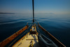 Mediterranean blues.... (Dafydd Penguin) Tags: bay marseille iles du friuol sea water blue mediterranean sailboat sail boat yacht yachting cruising cruise sky bow leica m10 elmarit 21mm f28