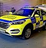 New 172 Hyundai Tucson for Garda Roads Policing Unit (Garda Fleet) Tags: gardacar trafficcorp roadspolicing garda gardai