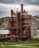 Gasworks 1 (Cathaus Photography) Tags: seattle nikon cathaus spiderholster manfrotto gasworkspark