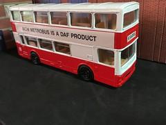Corgi - MCW Metrobus - MCW Metrobus is a DAF product issue . 11/4/18 (busmothy) Tags: corgi mcwmetrobus diecast