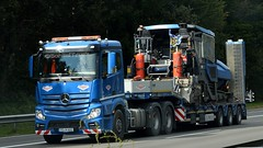 D - Grossmann MB New Actros Classicspace (BonsaiTruck) Tags: grossmann mb actros classicspace laster lkw lastzug sattelzug truck trucks lorry lorries camion caminhoes