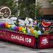Canada 150 - Parks Canada - 30th Anniversary 2017 Pride Winnipeg Parade