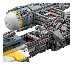 LEGO Star Wars 75181 - Y-Wing Starfighter UCS (THE BRICK TIME Team) Tags: lego star wars 75181 ywing starfighter ucs brick 2018 ultimate collector series