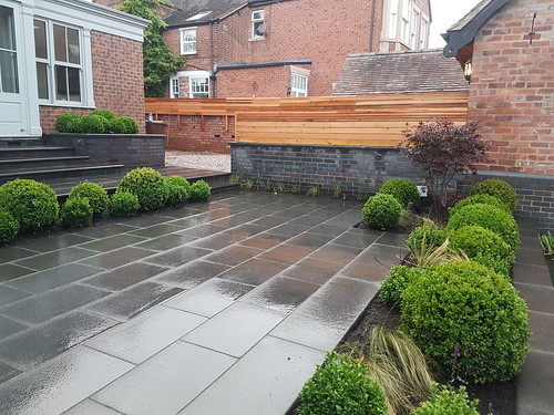 Garden Design and Landscaping Altrincham Image 11
