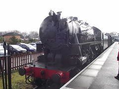 DSCF2268 (OdneyManor) Tags: wsr westsomersetrailway spring steam gala 2018 usatc s160 6046 baldwin military train bishopslydeard