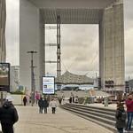 La Grande Arche, Paris, La Défense, France thumbnail