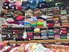 Mas colores de Marsella - Abril - día 7 (Micheo) Tags: ruederome telas tejidos colores colours shop store tienda april30pictures aigledor fabric cloth material iphone