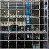 6x6x12 (EightBitTony) Tags: 2018 canon6d citycentre urban selfie window grill grid reflection april city project wire nottingham uk nottinghamshire canon canondslr canoneos canoneos6d