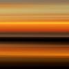 Square Sunrise Blur (caralan393) Tags: square blur arty orange