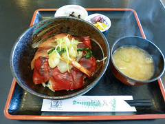 today's lunch (Will Design Works) Tags: japan motorcycle touring