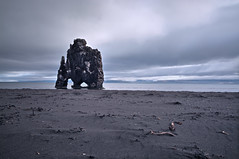 The Drinking Dragon (Summit View) Tags: iceland long exposure blending ice land water ocean landscape snow mountains sea sand black rocks storm stormy rain island ngc national geographic group nikon d7100
