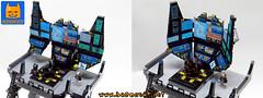 BAT-COMPUTER-04 (baronsat) Tags: lego batman batcave supercomputer folding wings playset moc model build dark knight gotham dc comics