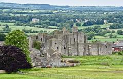 Middleham North Yorkshire 13th June 2018 (loose_grip_99) Tags: wensleydale north yorkshire dales castle middleham countryside landscape england uk june 2018 history
