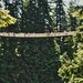 British Columbia - Canada - Capilano Suspension Bridge Park - North Vancouver
