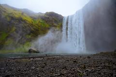 Skogafoss (torremundo) Tags: landschaften wasserfall skogar südküste island