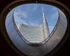 Piazza Gae Aulenti (Christian Papagni   Photography) Tags: piazza gae aulenti milano canon eos 5d mark iv ef 24105mm f4l is ii usm architettura grattacielo tower