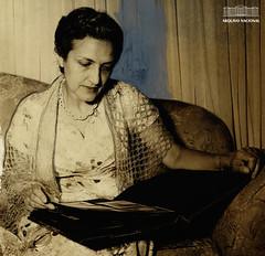 Cecília Meireles (Arquivo Nacional do Brasil) Tags: cecíliameireles literatura literature brazilianliterature arquivonacional arquivonacionaldobrasil nationalarchivesofbrazil nationalarchives mémoria