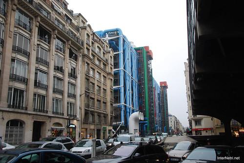 Центр Помпіду,  Париж, Франція France InterNetri 1165
