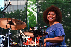 Yissy Garcia, Jane Bunnett and Maqueque, Clifford Brown Jazz Festival