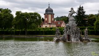 Der Pegasus-Brunnen im großen See (184)