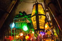 (breakbeatbilly) Tags: smugglerscove sanfrancisco decor tikibar bar interior hayesvalley lightfixture