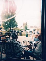 JW_Holga120S_CrossBird_000013 (joannewhiteart) Tags: holga120s crossbird crossbird200 crossprocess colourslidefilm 120s rollei ilovefilm ilovemyhloga ishootfilm analogue northvancouver andrewsonandrews coffeeshop