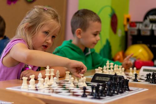 VIII Turniej Szachowy o Mistrzostwo Przedszkola Europejska Akademia Dziecka-1