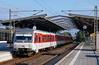 P1610269 (Lumixfan68) Tags: eisenbahn züge triebwagen baureihe 628 dieseltriebwagen doppeltraktion sylt shuttle plus deutsche bahn db regio vt