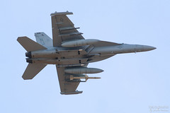169136 United States Navy Boeing EA-18G Growler, EFJY, Finland (Sebastian Viinikainen.) Tags: 169136 unitedstatesnavy navy boeing ea18g growler efjy finland tikka tikkakoski airshow