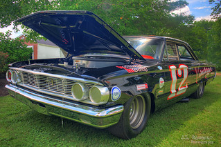 #12 Holman Moody Ford Galaxie - Driver Bobby Allison - Granville, TN Heritage Days Car Show